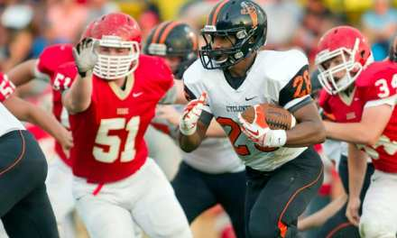 Elizabethton's Thomas named All-State