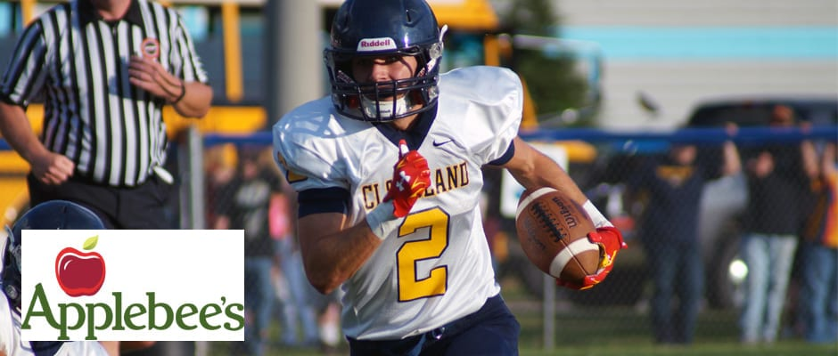 Benfield named Player of the Week