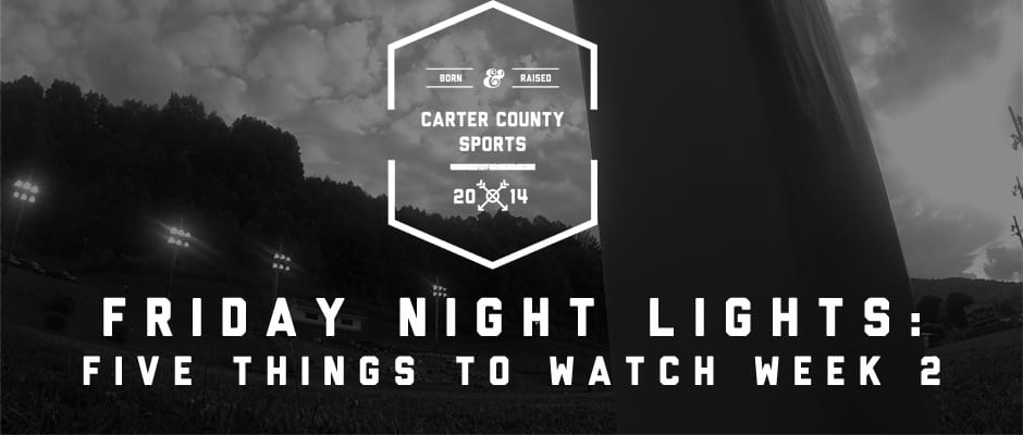 Week Two Things to Watch