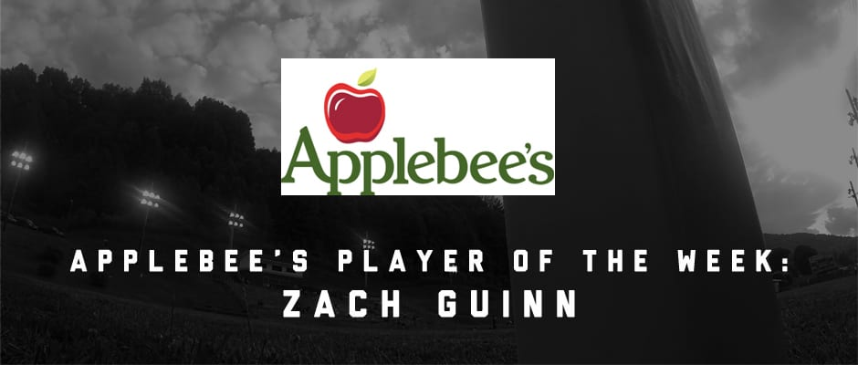 Hampton's Guinn named Player of the Week