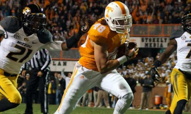 Vols unable to rally past Mizzou