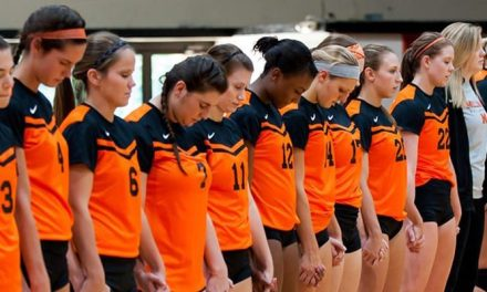 Milligan volleyball eliminated in AAC tournament