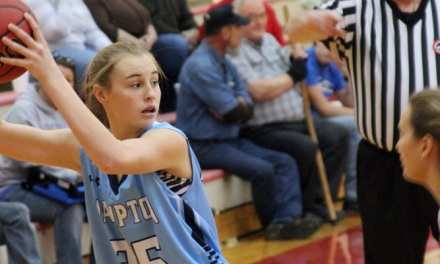 Hampton stung by Morristown East