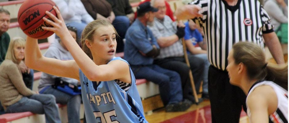 Hampton girls outlast Cloudland