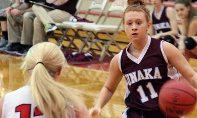 Unaka rolls past Cherokee
