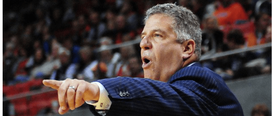 Bruce Pearl talks about his return to Knoxville