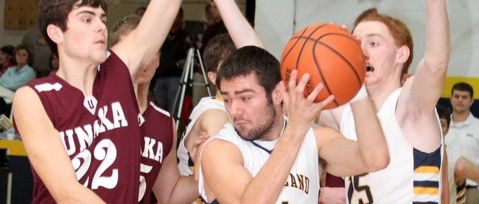 Cloudland takes two from Unaka