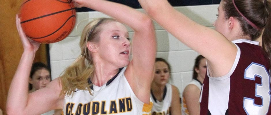 Lady 'Landers blast UH, CHS boys stumble