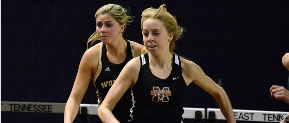 Milligan's Segrave sets school record at ETSU Invitational