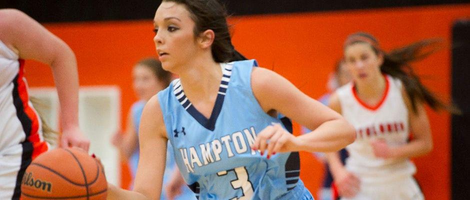 Hampton upsets No. 2 South Greene