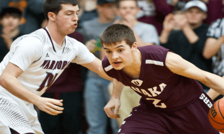 Unaka upends UH in sweep