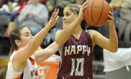 No. 1 Lady Cyclones roll past HV