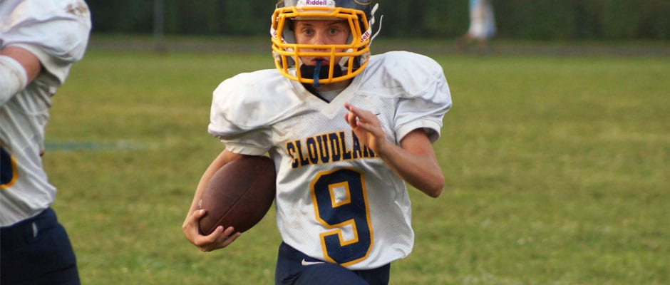 Photo Gallery: Hampton-Cloudland Jr. High Football