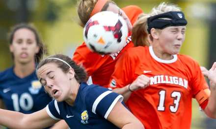 Photo Gallery: Milligan women's soccer drops close one to TMC