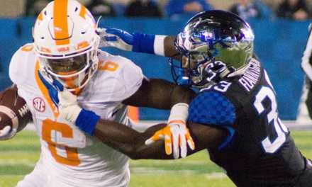 Photo Gallery: Vols roll past Kentucky