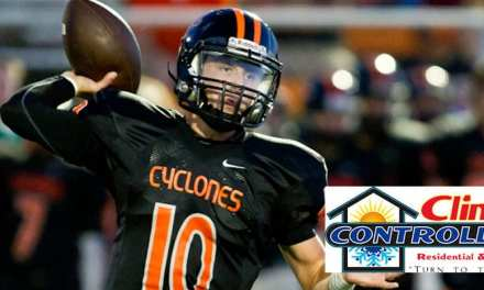 Tyree named Climate Controllers' Player of the Week