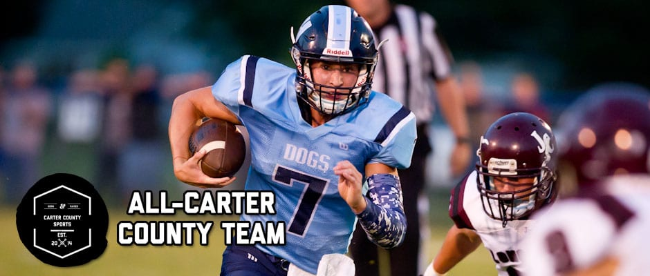 All-Carter County Team Announced