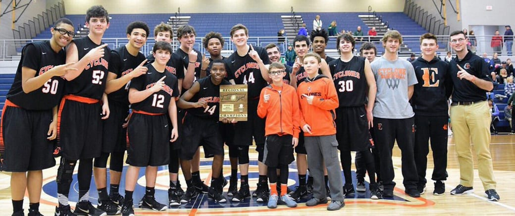 Cyclones go wire-to-wire for region title