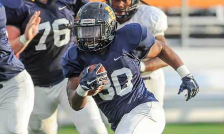 Photo Gallery: ETSU scrimmage at EHS