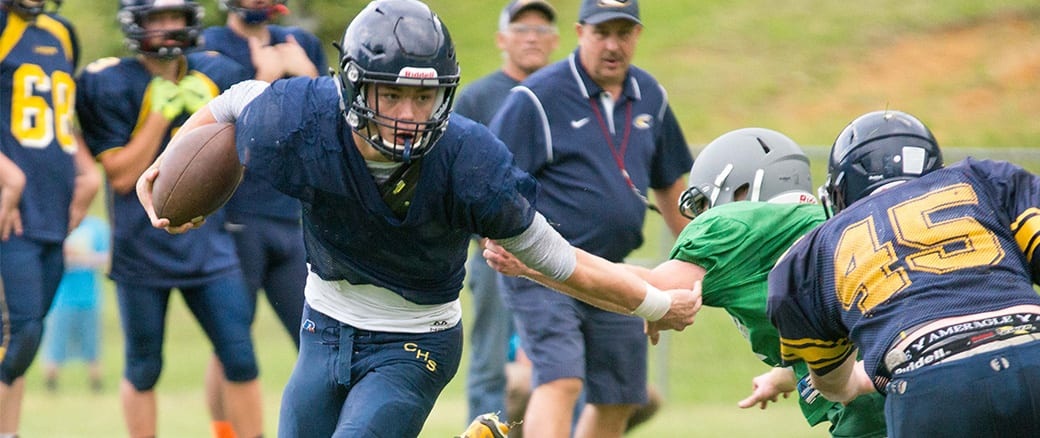 Photo Gallery: Cloudland/North Greene scrimmage