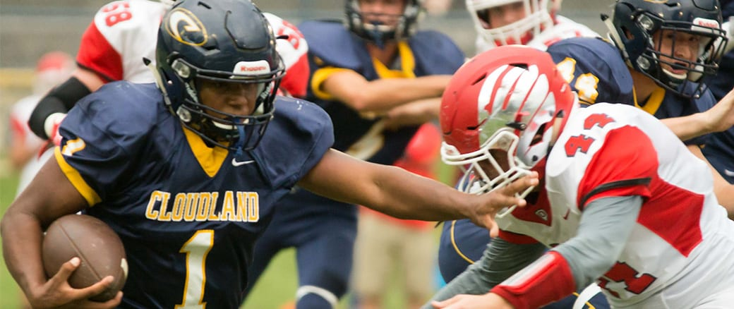 Arnett, Cloudland pulls away from Oakdale