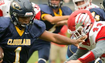 Arnett, Cloudland pulls away from Oakdale