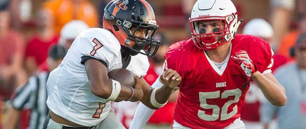 Cyclones hold off Boone for win
