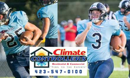 Davenport, McClain named Climate Players of the Week