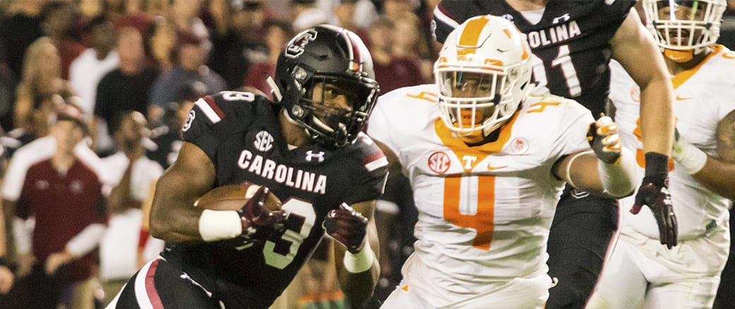 Photo Gallery: Vols fall on road to SC