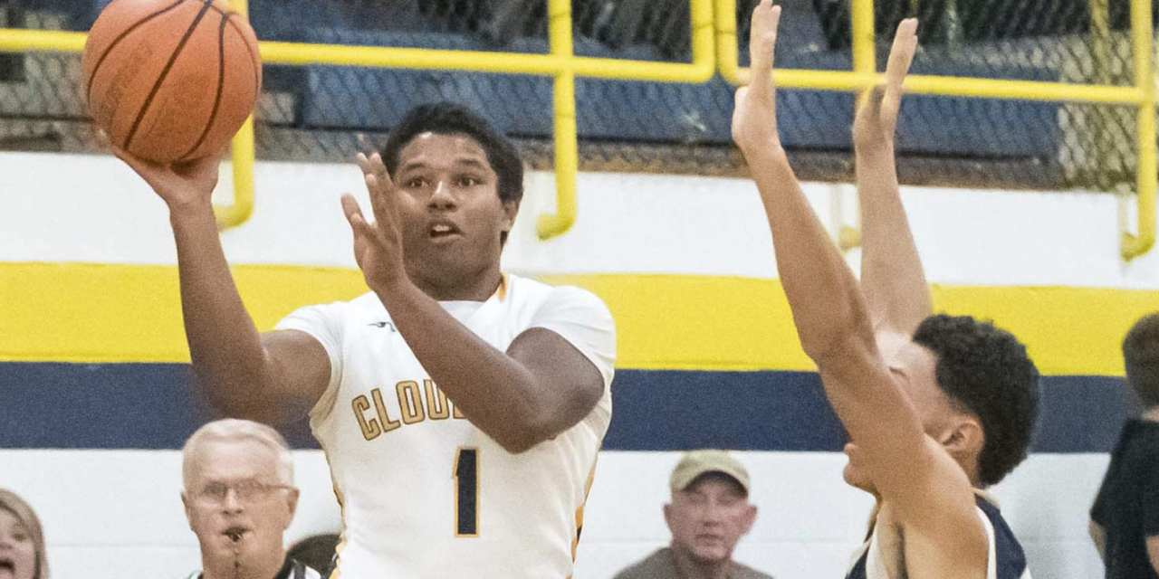 'Landers drop first game at East tourney