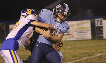 Bulldogs roll past Sweetwater