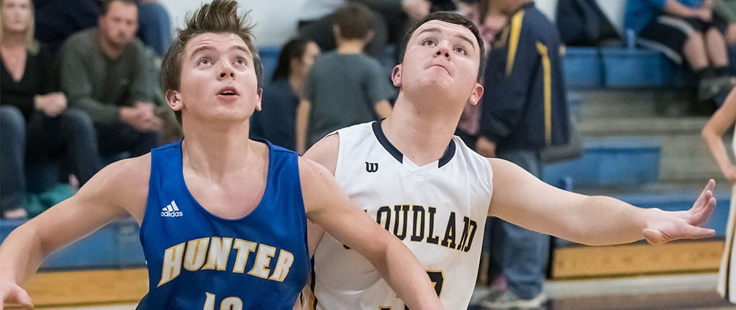 Photo Gallery: Cloudland/Hunter junior high action