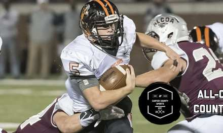 2016 All-Carter County Team for Football Announced