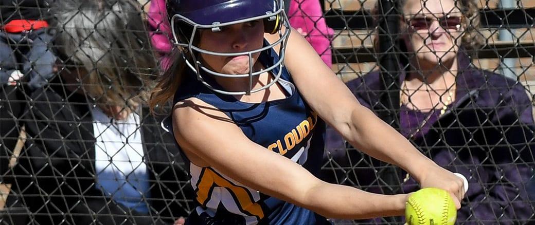 Photo Gallery: Cloudland vs. TA Dugger Softball