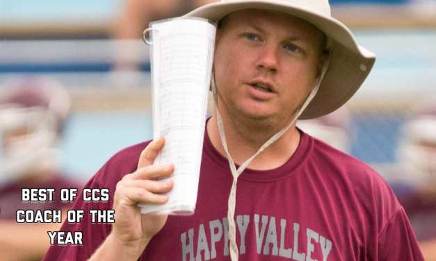 HV's Jarrett named CCS Coach of the Year