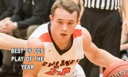 Russell's miracle shot earns CCS Play of the Year