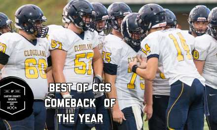 Comeback of the Year goes to CHS victory over Harriman