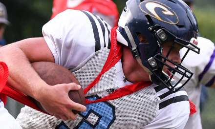 Photo Gallery: Cloudland – Trinity Scrimmage