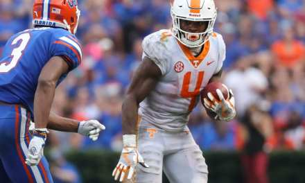 Tennessee drops heartbreaker to Florida