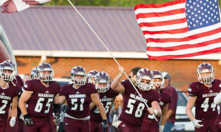 Three county teams ranked in AP Poll