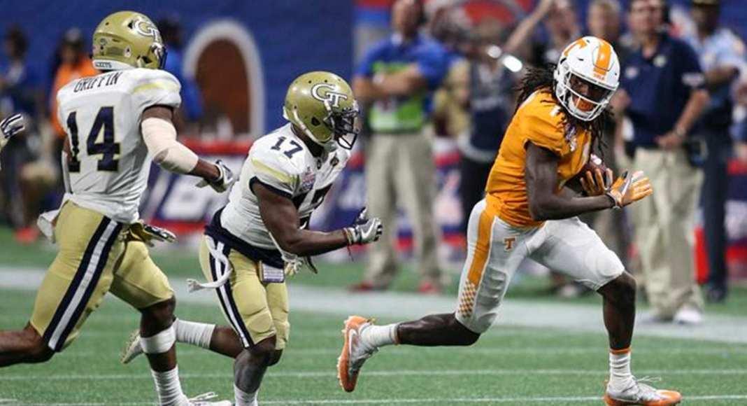Tennessee Football vs. Georgia Tech