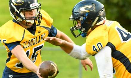 Cloudland claims Region 1-A title