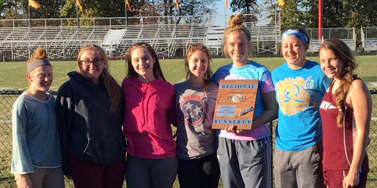 Lady Warriors punch ticket to state meet