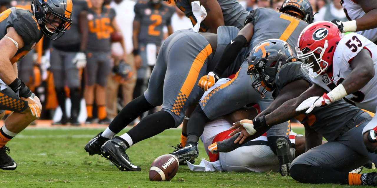 Photo Gallery: Vols struggle at home against Georgia
