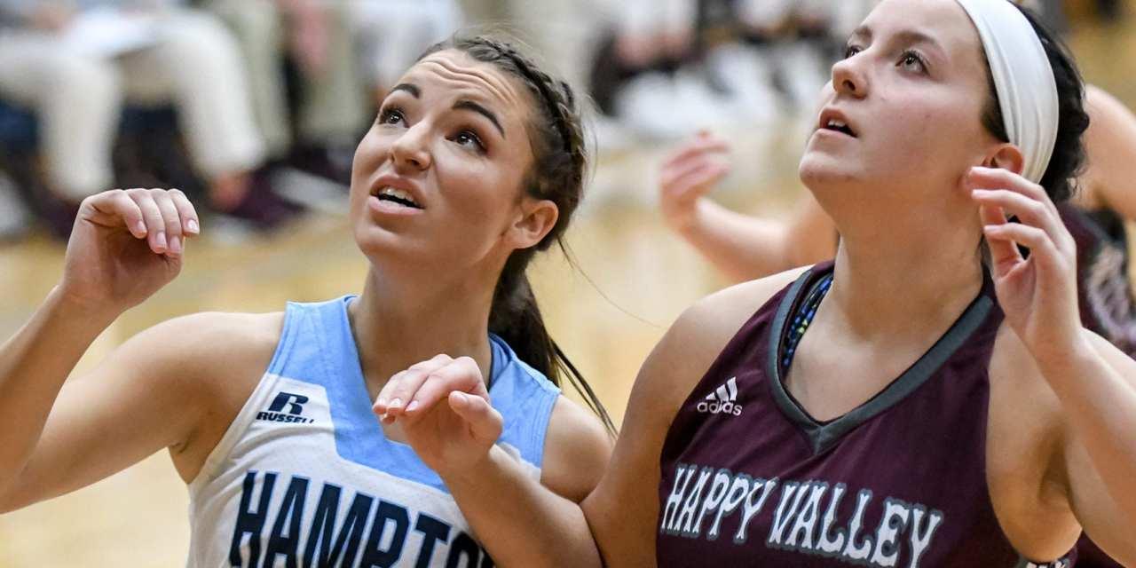 Lady Warriors, Hampton boys take wins