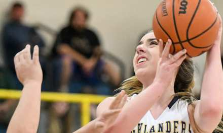 Cloudland boys, girls cruise to wins