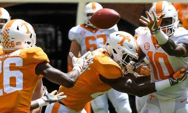 Photo Gallery: Guarantano leads Vols in Pruitt's first spring game