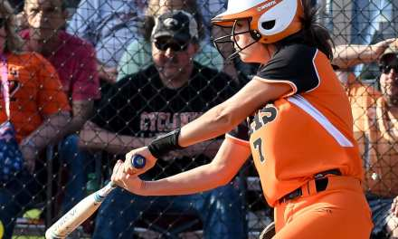 Lady Cyclones move past HV
