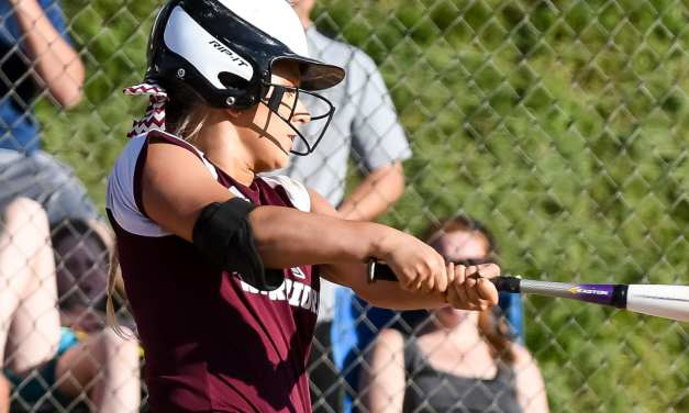 Lady Warriors open District 1-AA tourney with win