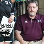 Unaka's Chambers named Coach of the Year